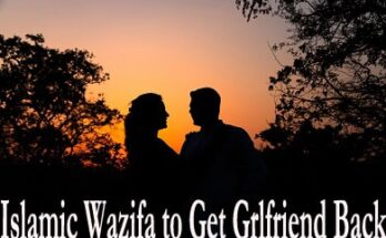 girlfriend wazifa